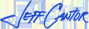 Dr. Jeffrey Cantor's signature